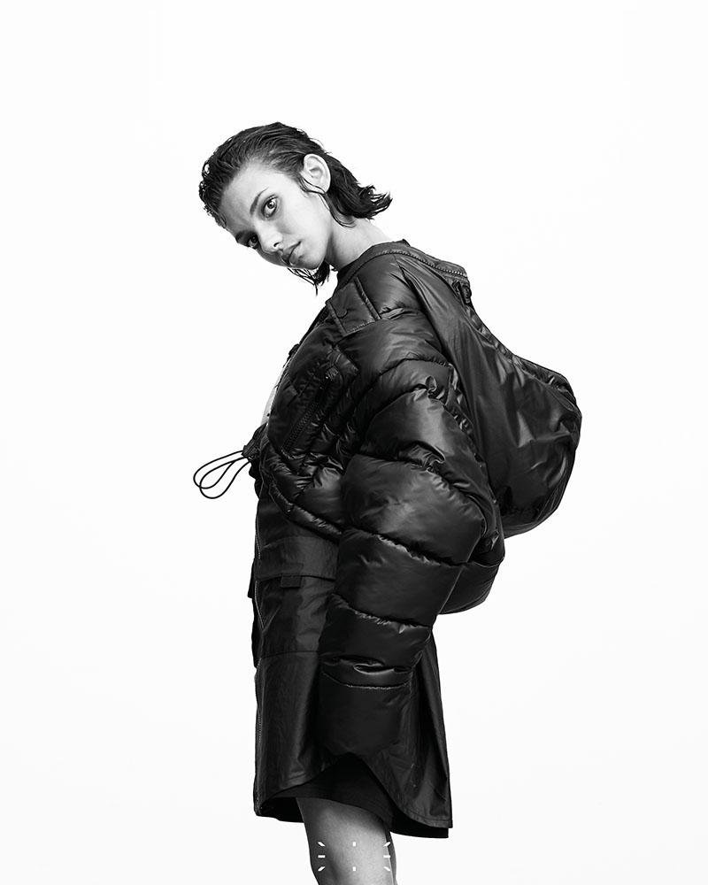 La reinterpretación del workwear by MCQ: