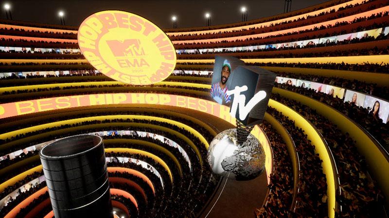 Los mtv emas 2020, ¿las galas del futuro serán así?
