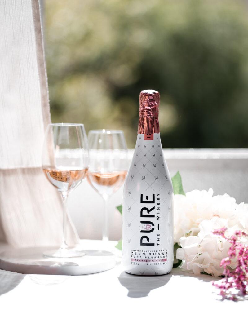 Pure The Winery: vino vegano y sin azúcar