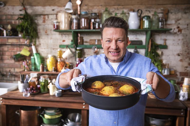 Platos fáciles para cada día con Jamie en Canal Cocina