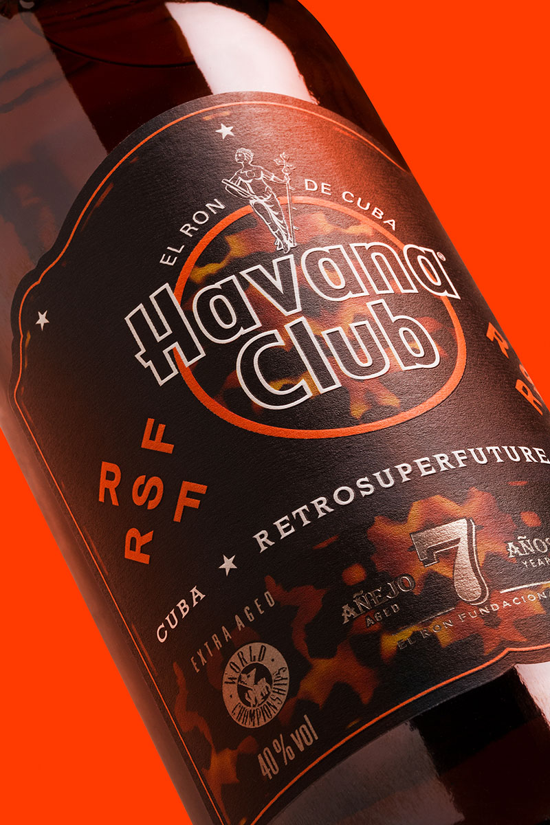 La gira mundial de Retrosuperfuture x Havana Club