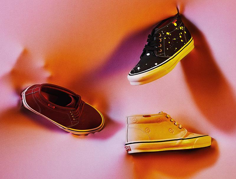 El workwear más creativo: Vans x Lqqk Studio