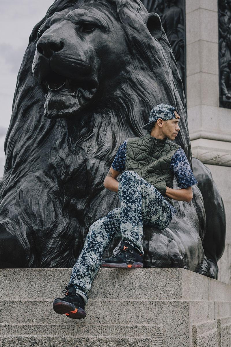 Las sneakers para skaters de Louis Vuitton: