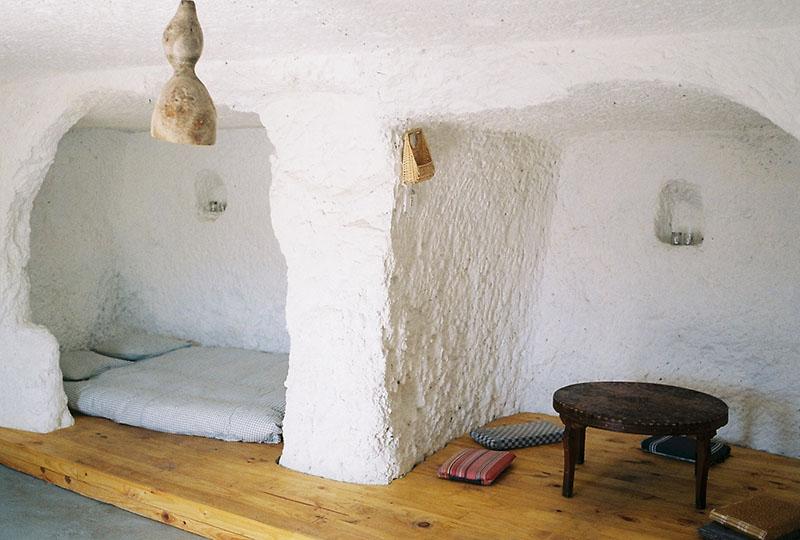 Acusa Seca, la casa cueva perfecta para ir de retiro.