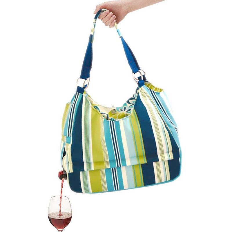 Los bolsos del vino que se han hecho virales
