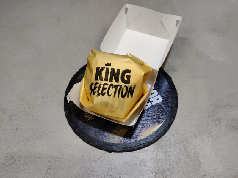 Hamburguesas Burger King Selection con carne Angus