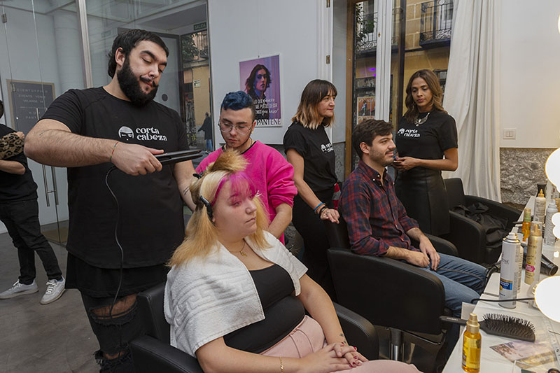 Celebramos el Día de la Memoria Trans con Corta Cabeza