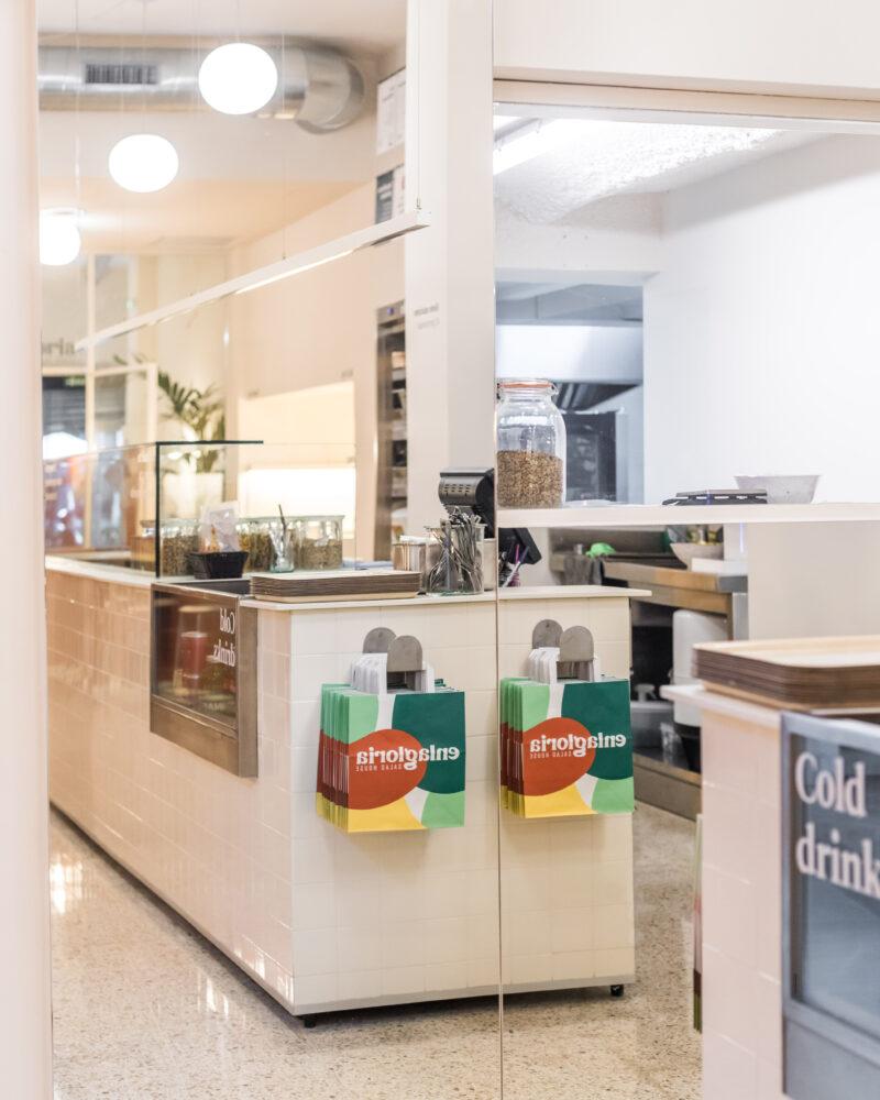 Enlagloria: el Fast Food Healthy de Barcelona