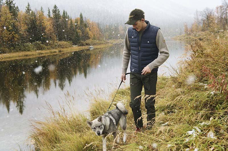 Disfruta de la naturaleza con Fjällräven FW20
