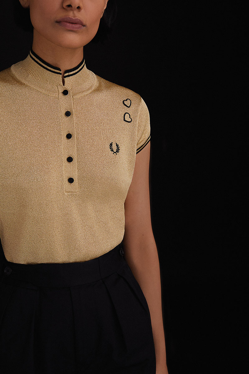 La colabo de Fred Perry x Amy Winehouse cumple 10 años