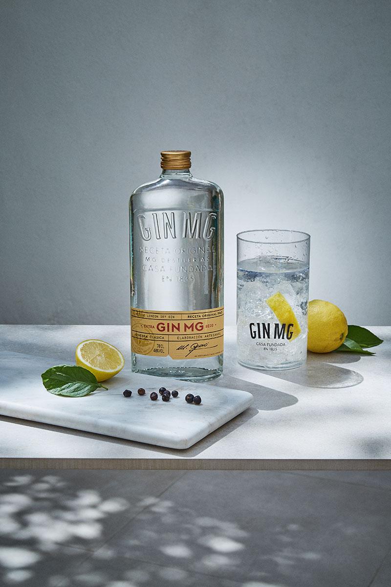 Esta Navidad brindamos con Gin Tonic de Gin MG