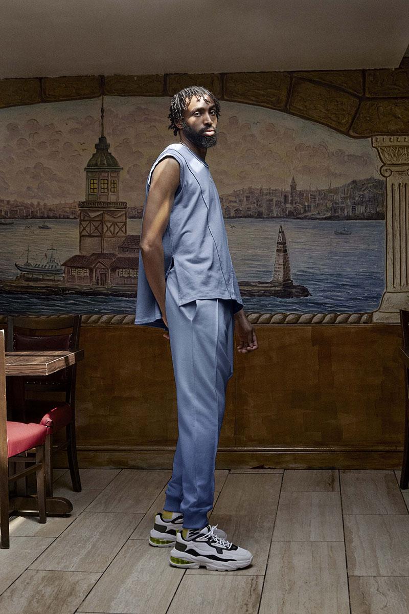 Harem London SS21: el Imperio Otomano en versión streetwear
