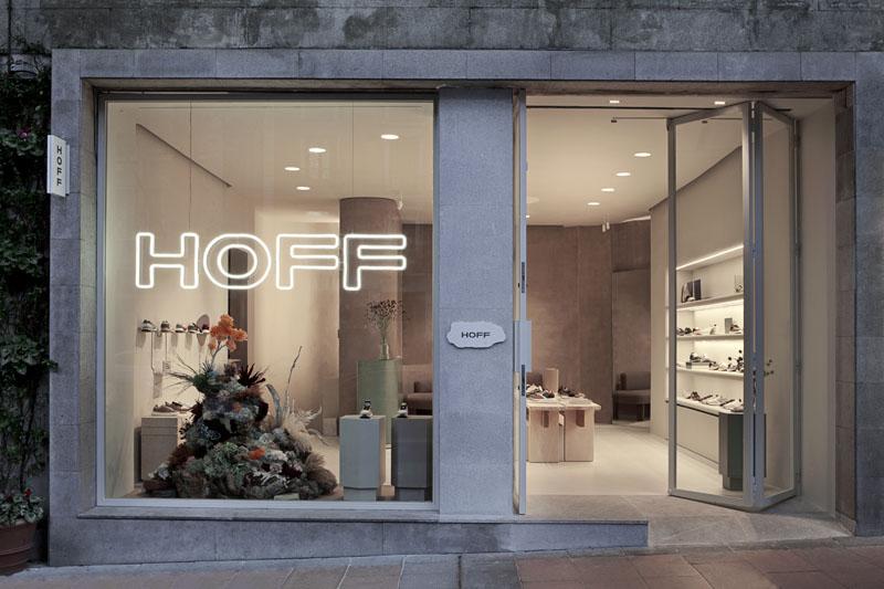 Interiorismo de Ciszak Dalmas Ferrari para la marca Hoff