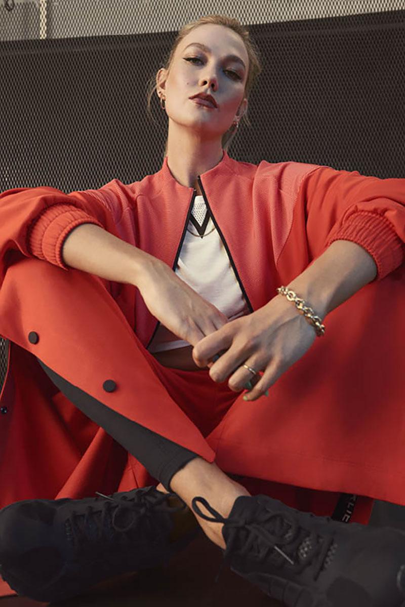 Karlie Kloss x adidas: Empoderamiento y deporte