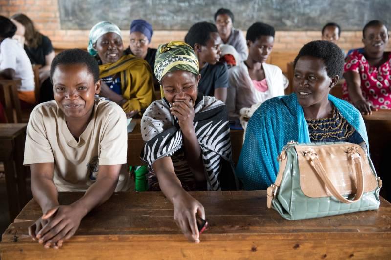 Un futuro mejor para niños y mujeres: Do Good