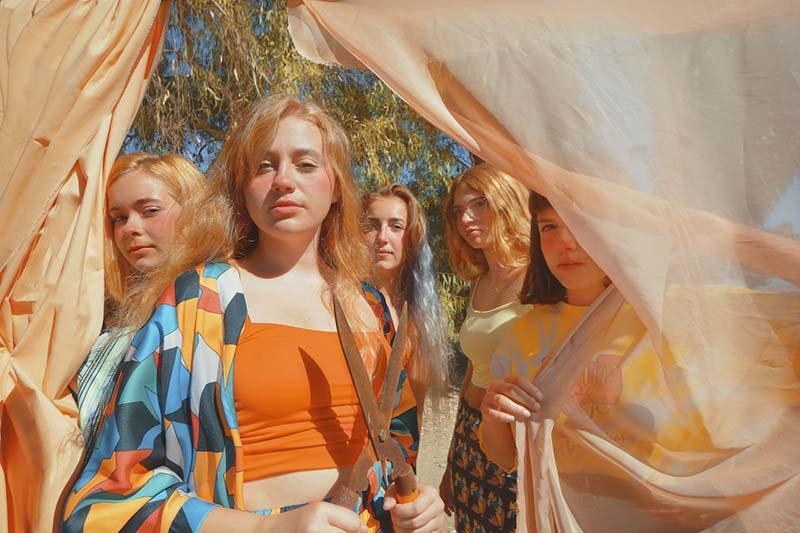 Las Dianas, el pop más fresco desde Granada