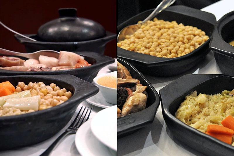Los mejores cocidos madrileños: buenos, baratos y castizos