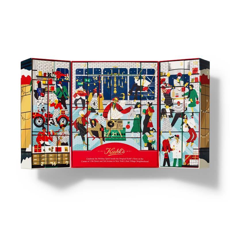 La nueva colección más sostenible de navidad en Kiehl's