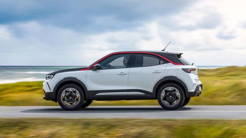 El nuevo Opel Mokka-e nos pone eléctricos