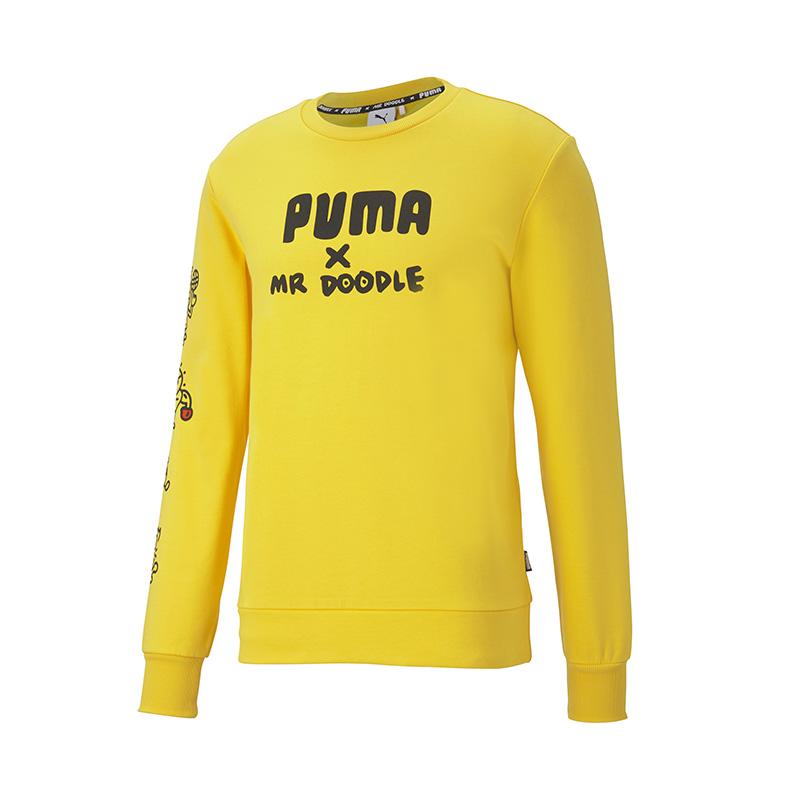 La nueva colaboración de Puma x Mr Doodle