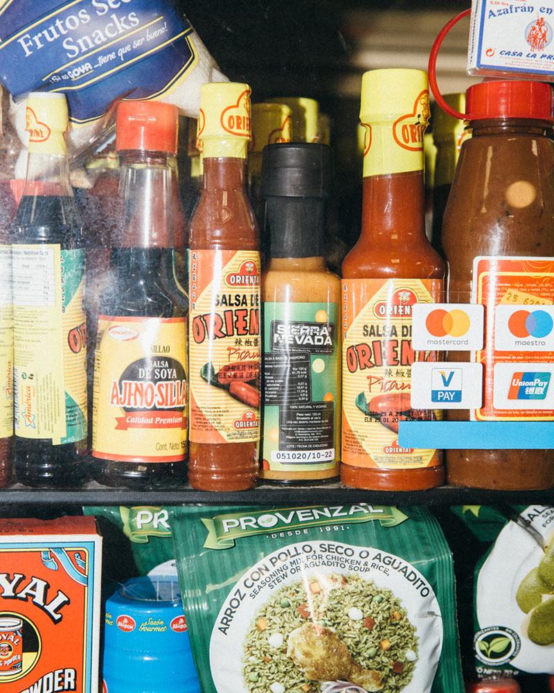 Si Latigo fuera una salsa sería picante