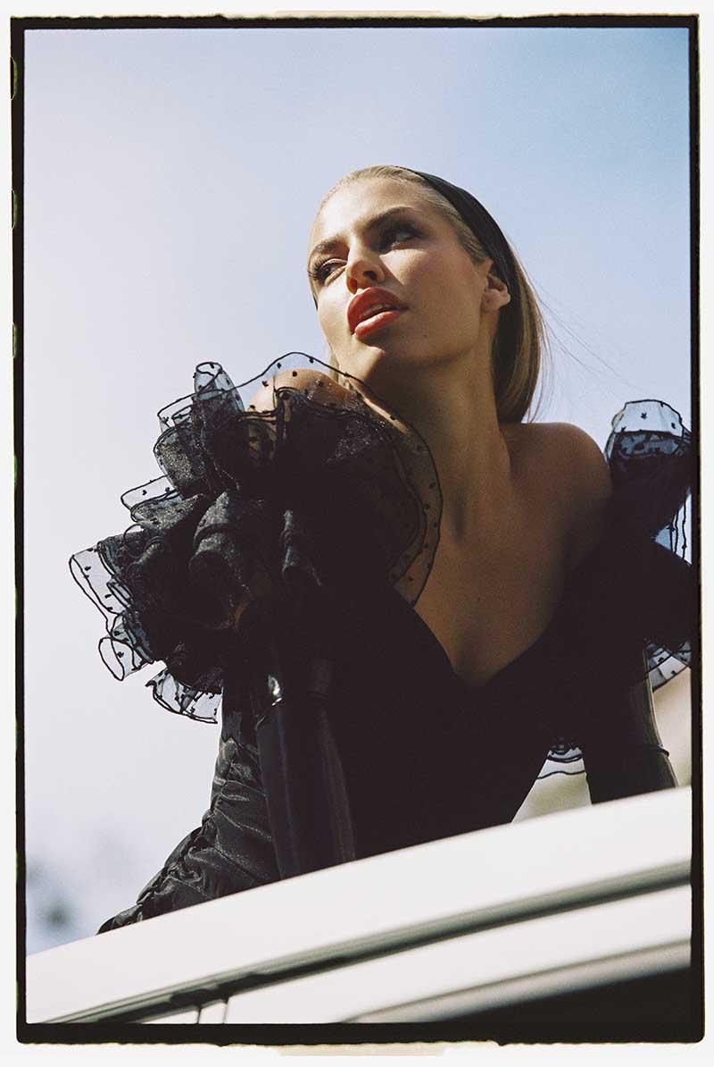 Bershka x Jessica Goicoechea Pt. II Show Up – Show Out