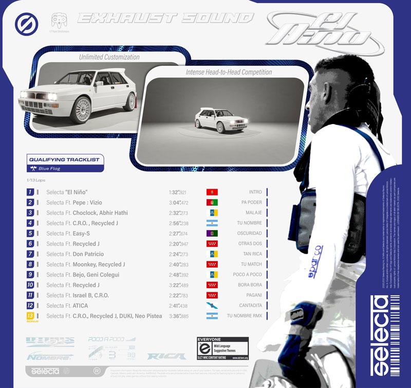 Selecta y El Niño, su primer álbum. Un disco imprescindible