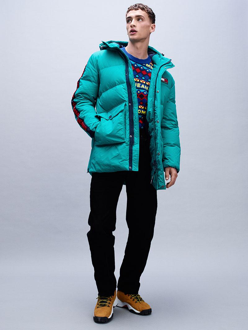 Los iconos de Tommy Jeans Outerwear para este invierno