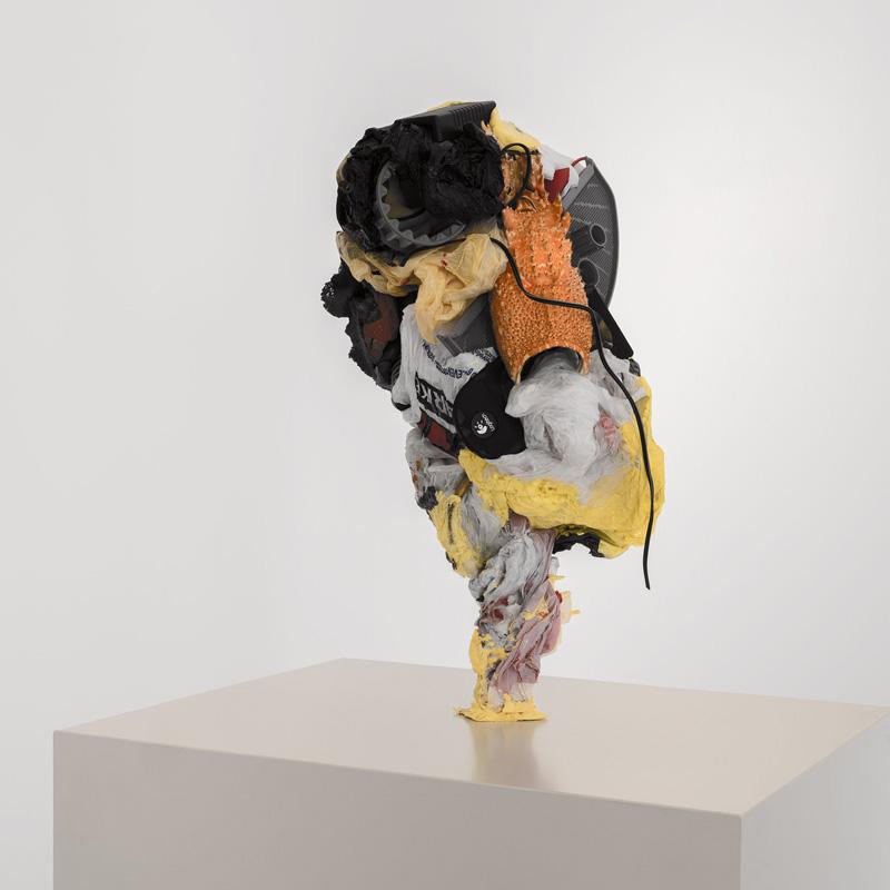 La obra reciente de Daniel Firman en la Reflex Amsterdam