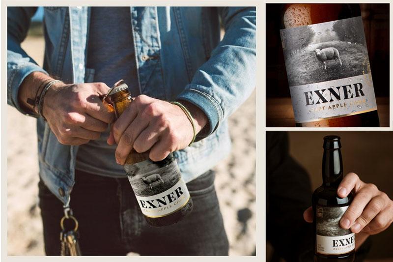 Exner Cider: cuando beberse Asturias en botellín es lo más
