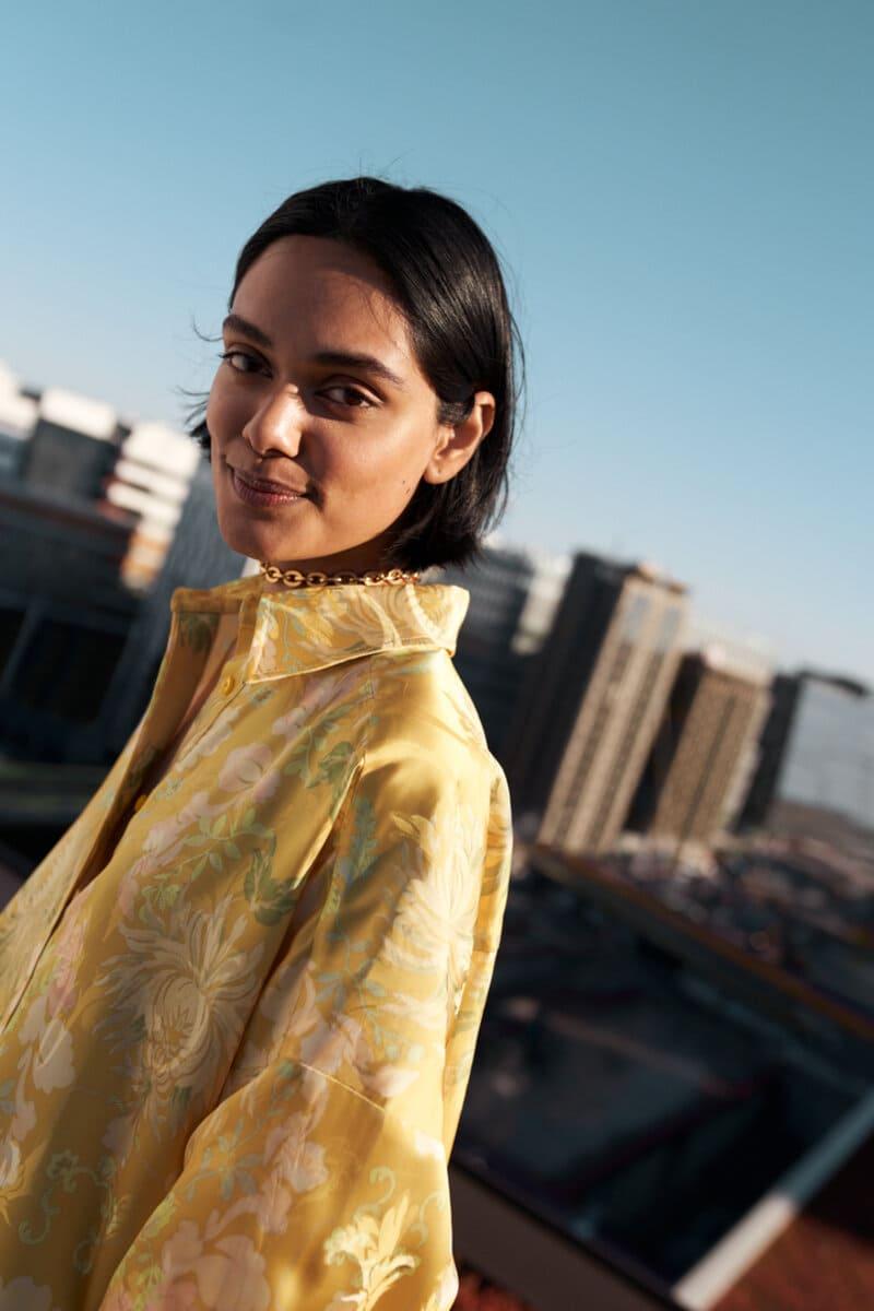 El lado más sostenible de H&M junto a Zinnia Kumar