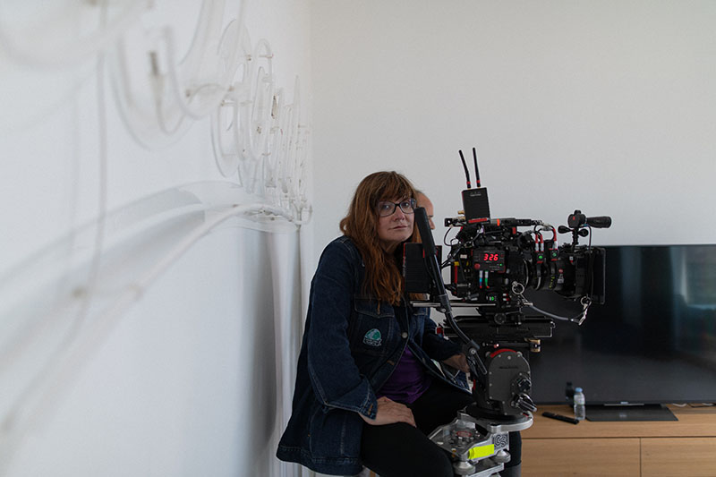 Entrevistamos a Isabel Coixet: Nieva en Benidorm