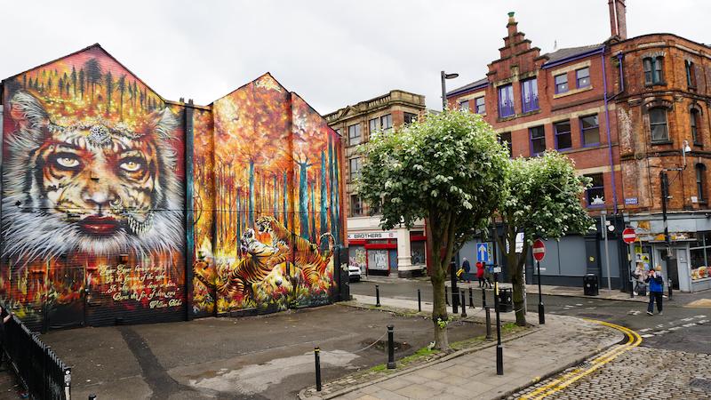 'TetraChrome', Jim Vision pinta su confinamiento londinense
