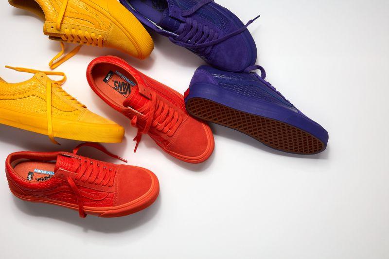 Las sneakers más pop de Vault by Vans
