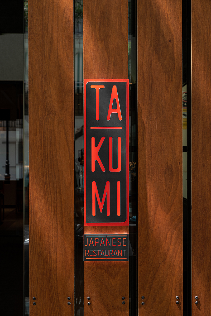 Paco Lago recrea el japón costumbrista en Ta-Kumi Marbella