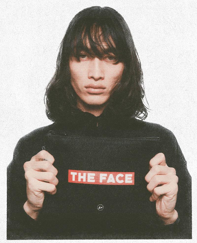 The Face x Fragment Design para Selfridges