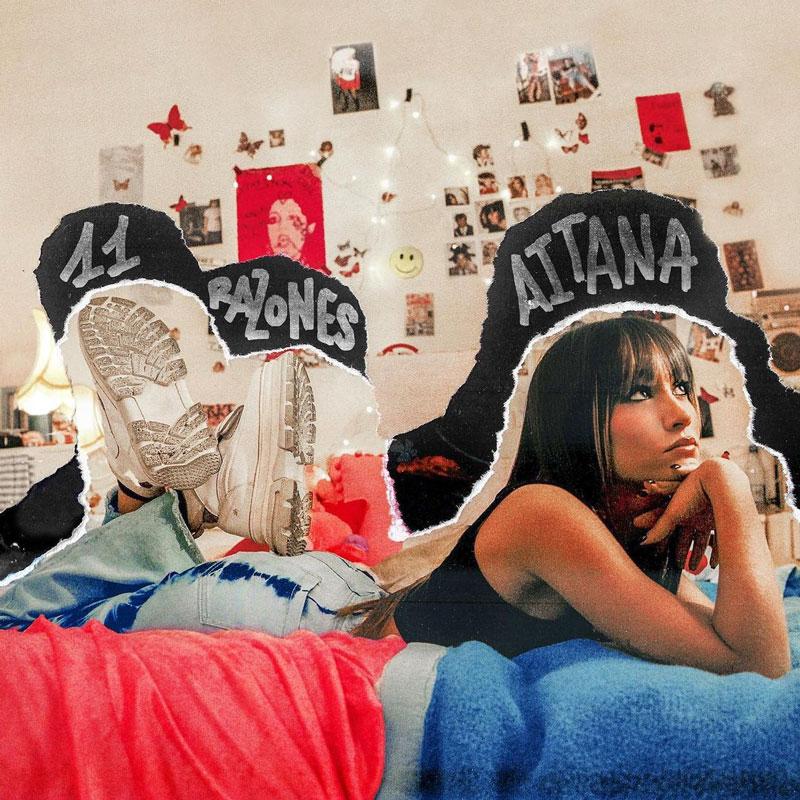 Aitana y las 11 Razones de su nuevo disco
