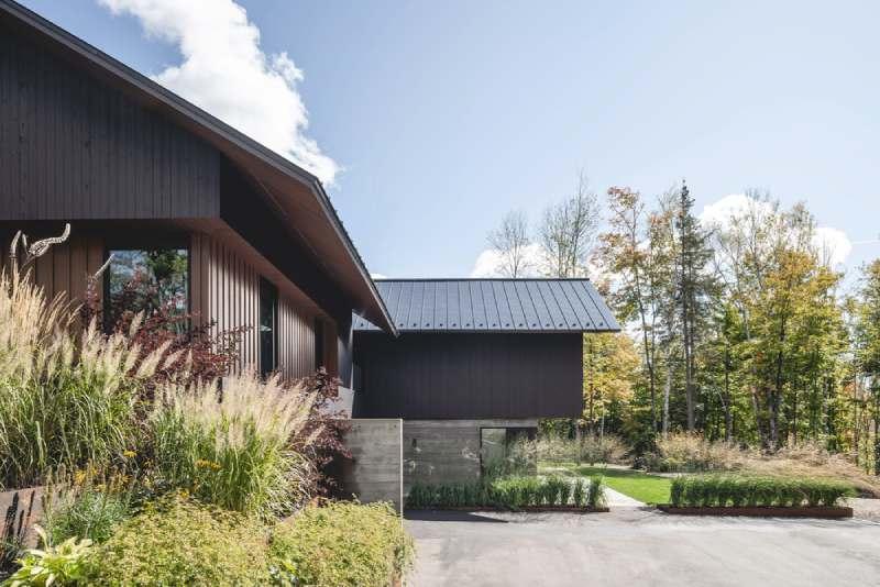 Koya House: la temporalidad del arquitecto Alain Carle