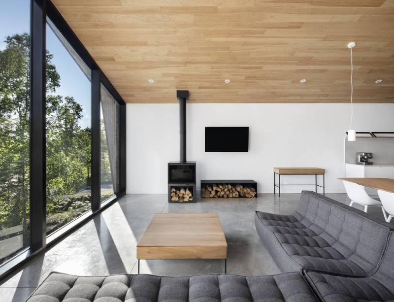 Le Littoral, la elegancia de Architecture49