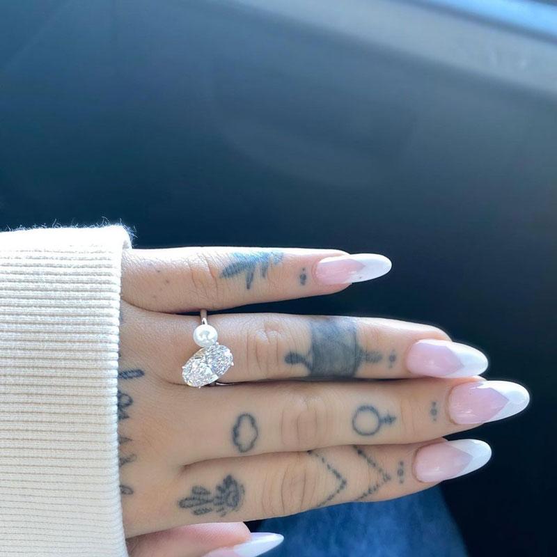 Ariana Grande y Dalton Gomez se casan
