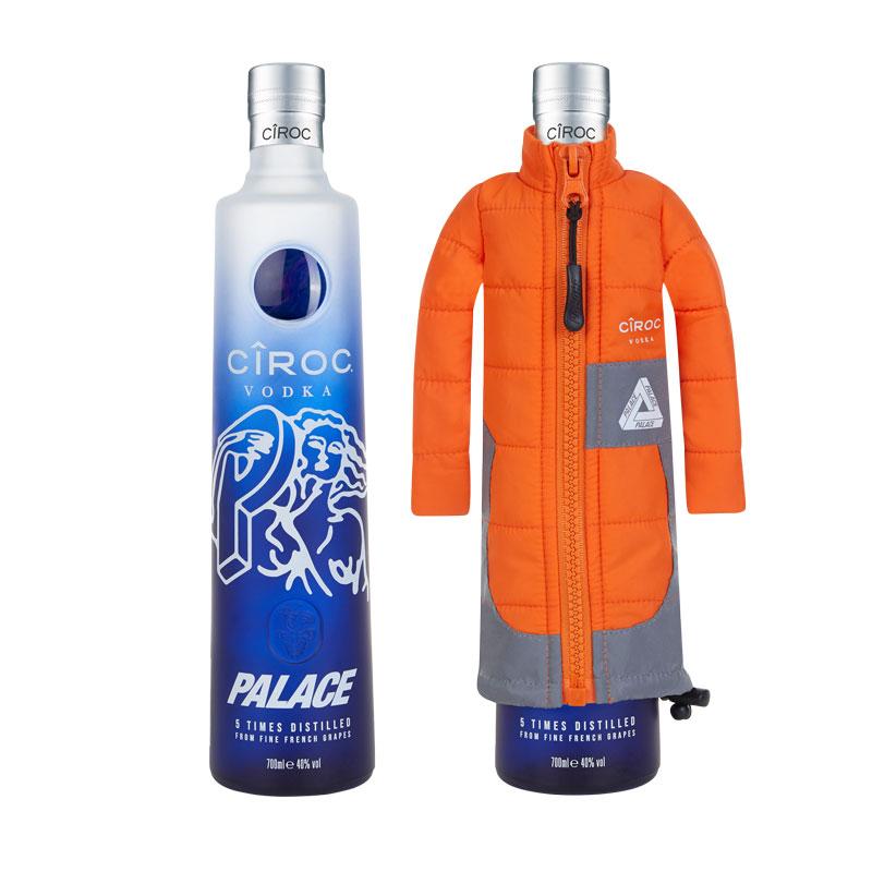 El vodka más streetwear se viste de Palace: Cîroc