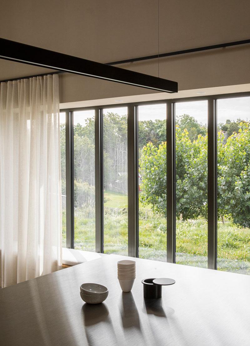 Casa Archipiélago: fusionando diseño escandinavo y japonés
