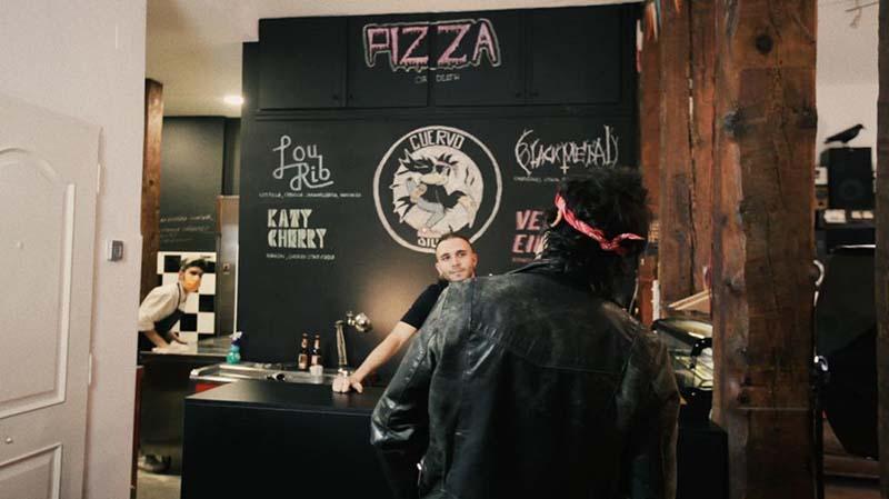 Cuervo Store la mítica tienda se transforma en pizzería