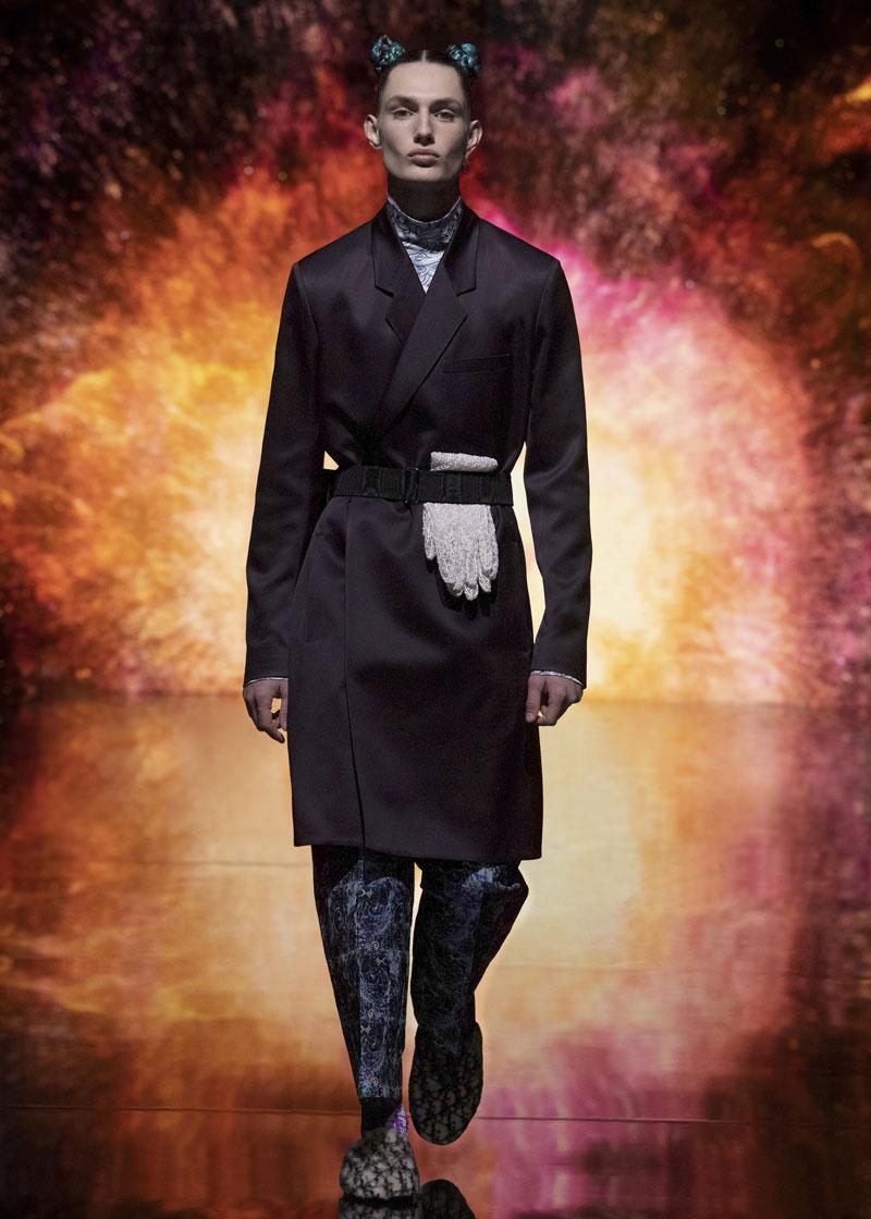 Dior Men Fall 2021. Un show virtual con moda real