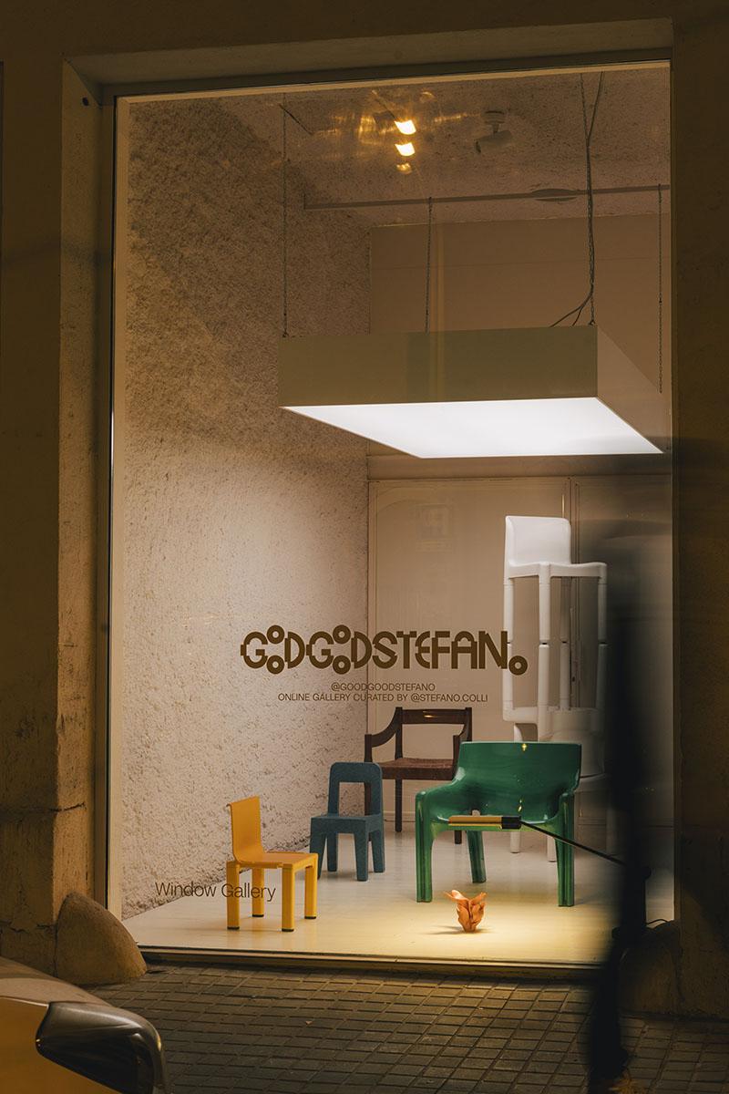 Good Goods: galería virtual comisariada por Stefano Colli