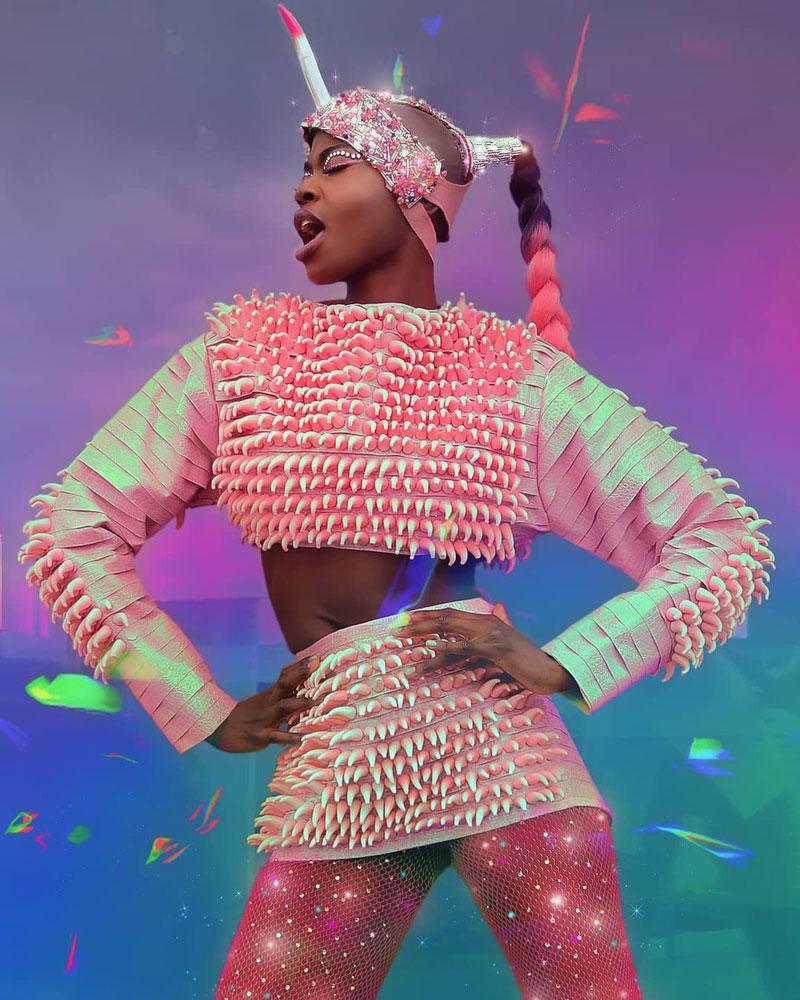 The House of Enid, la cultura drag hecha alta costura