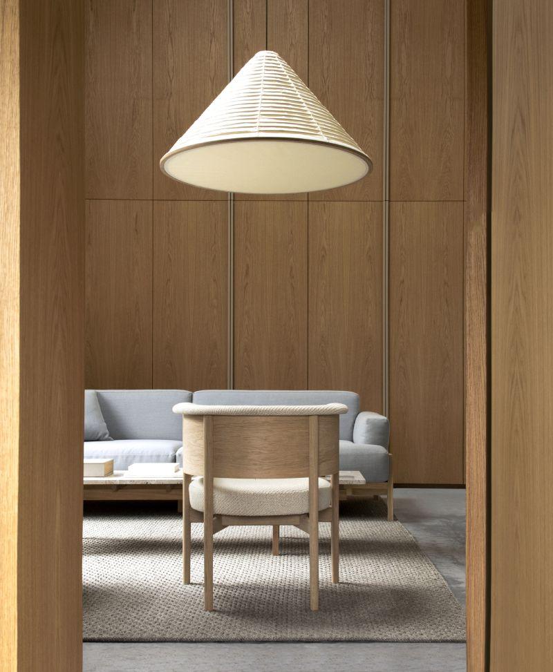 Karimoku Case Study y Norm Architects: interiores a medida