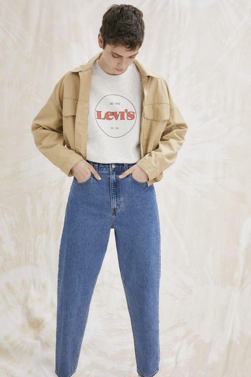 La colección más sostenible de Levi's hasta el momento