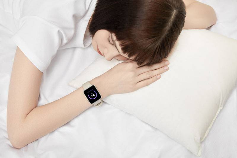 Mi Watch Lite de Xiaomi: objetivo fitness