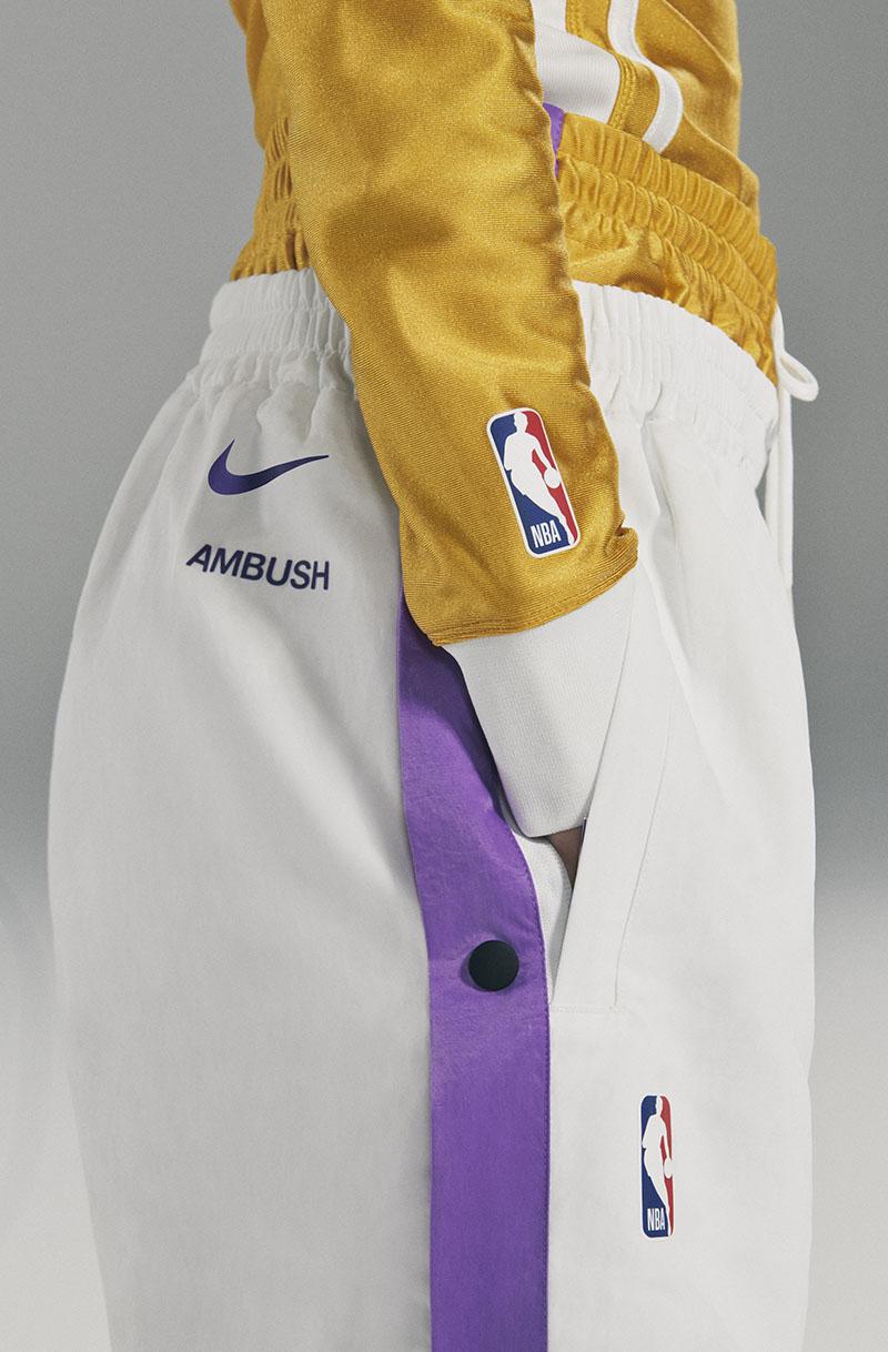 Ambush reinventa las siluetas de la NBA con Nike